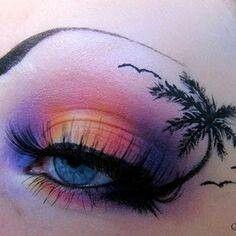 Okay now this is good...dat eyebrow doe
