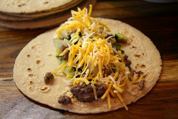 I mostly use Tortillas for making bomb Tacos but you might use them to cook something else, it's still delicious though 😊😋  Enjoy 👍