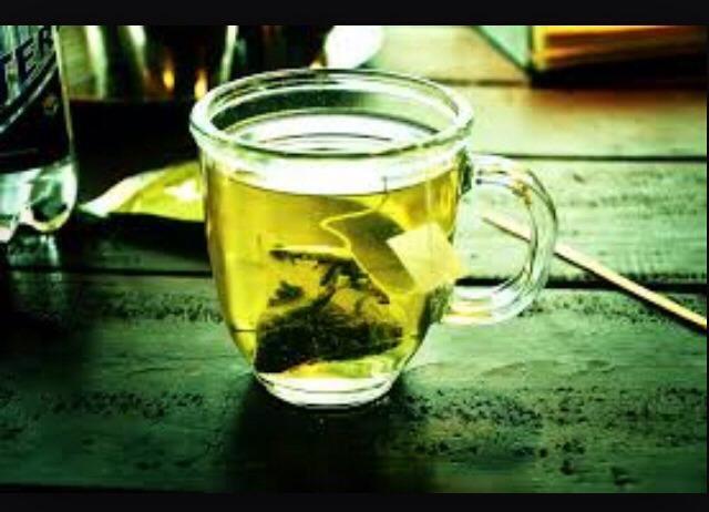 1. Green Tea - Unlocks your fat cells