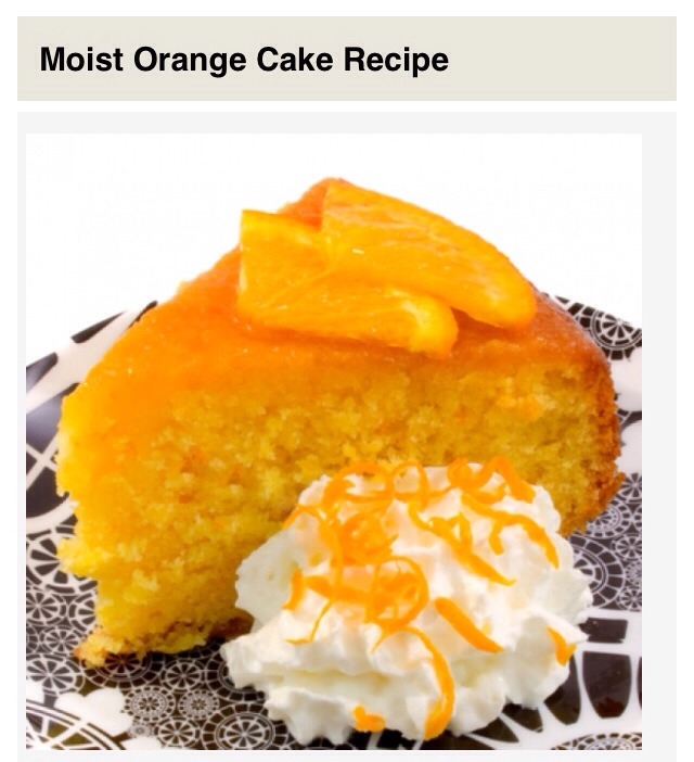 moist and delicious wedding cake recipes delicious moist orange cake musely 17495