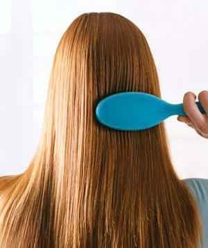 use a gentle hair brush a hair brush with tight bristles can pull your hair out, id recommend a tangle teaser, it keeps your hair smooth so you don't have to tug at it when you brush