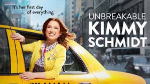 12) Unbreakable Kimmy Schmidt Now I will admit this show is in the weirder side but is very funny and with watching
