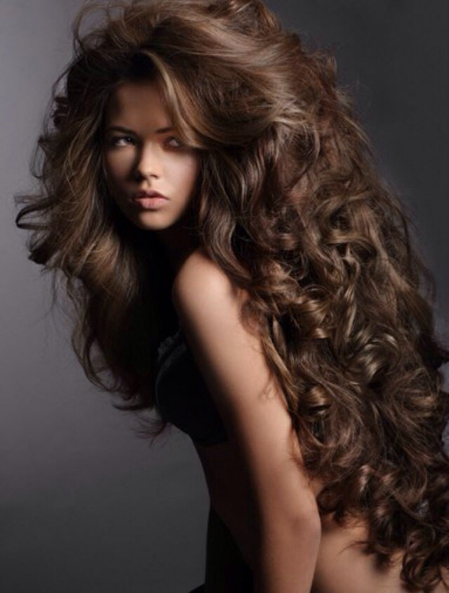 Use 'Big Sexy Hair blow drying gel' for extra volume and lift.