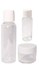 After mixing pour solution into a small container used for storing for using as a mixing medium. Put in a spray bottle to use as a setting spray.