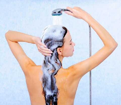 The fifth step to long hair is managing how frequently you wash your hair. Washing your hair is good for your scalp, but washing it too much is not. Over washing your hair can dry it out. It can strip the natural oils from your hair. Try not to wash your hair EVERY day.