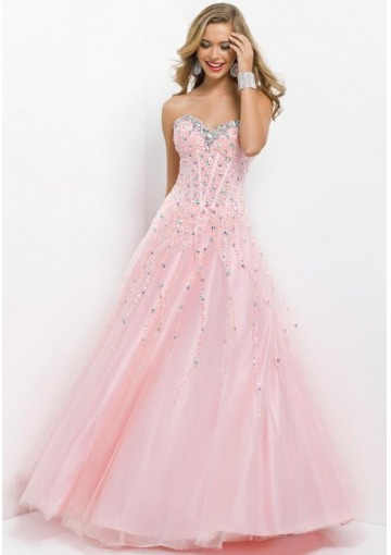 Cute pink with diamonds