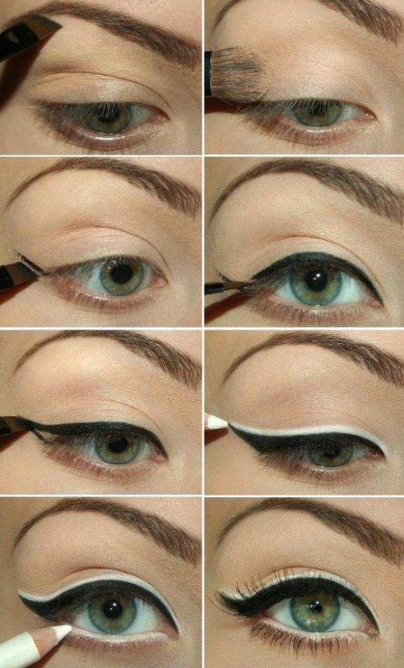 Get creative with your makeup!
