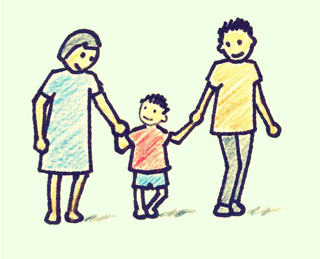 Parents, love, family, never to old,