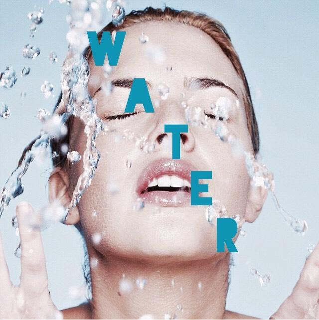 #12 WATER | pretty self-explanatory, right?