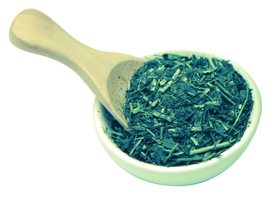 Face mask made using green tea! Exfoliates the skin as you wash it off