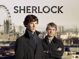 Sherlock from BBC One