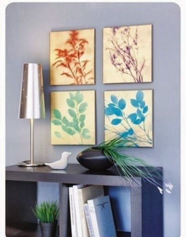 Spray Paint Plant Decor 🌾🍃🍂 by Jaden Hunter - Musely