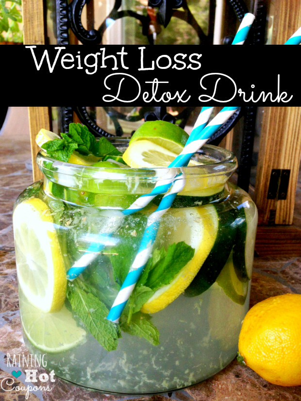 💚✨Weight Loss Detox Drink Recipe✨💚 by