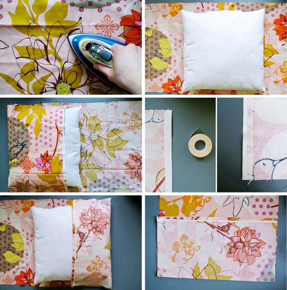 DIY pillow cases or pillows You can either sew it or not  You will need fabric, fabric glue, and a zipper
