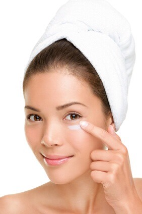 """10 . Is Eye Cream Necessary? """"Do you really need an eye cream? Yes, you really do. In a pinch it is fine to use your face cream, but the skin in this area is thinner and absorbs active ingredients more readily"""