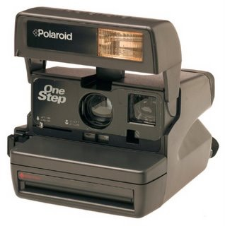 Polaroid cameras!
