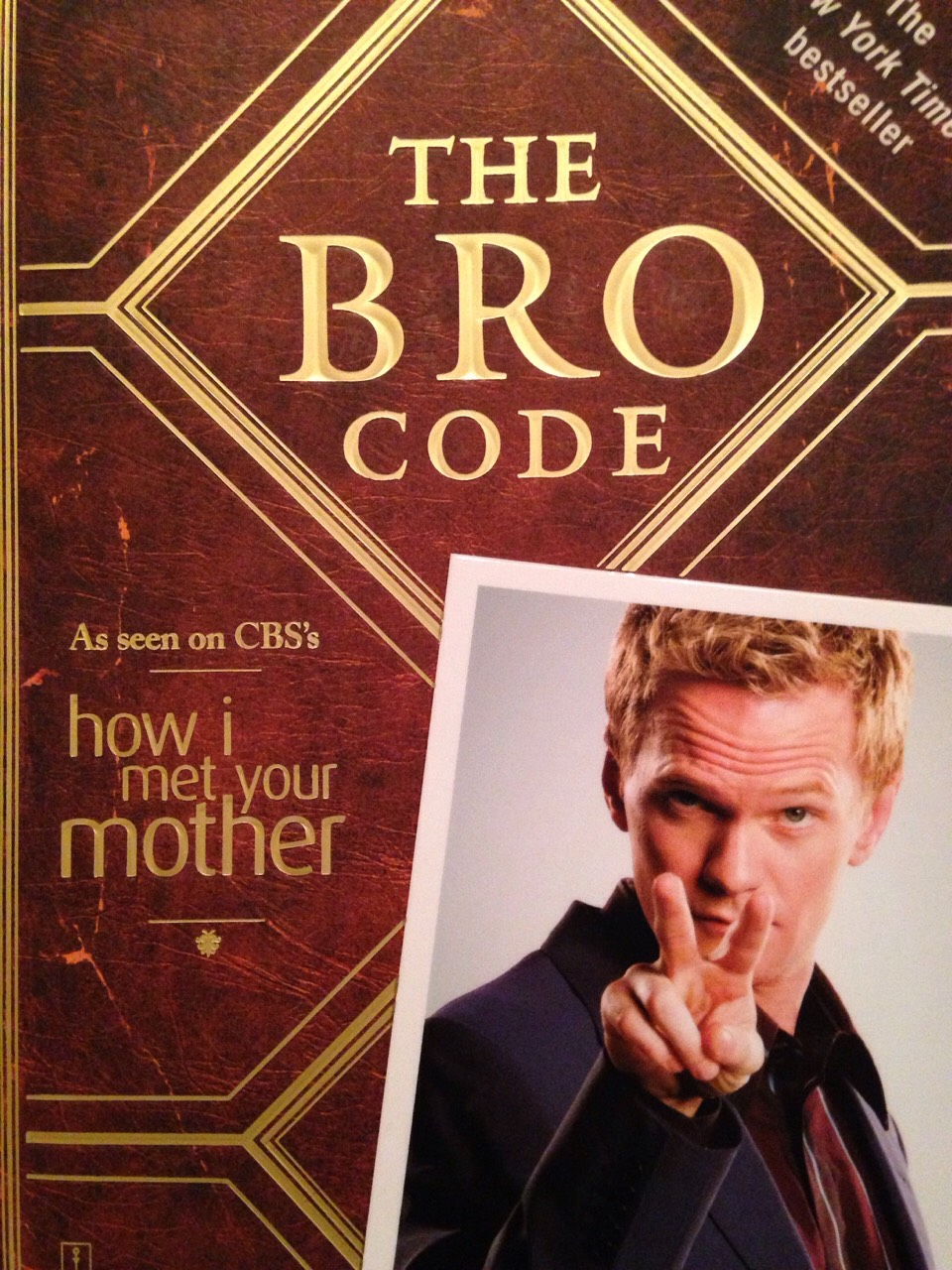 """According to Barney Stinson in this book, """"The Bro Code"""" as featured on the tv show """"How I Met Your Mother"""", there are 21 classic """"get psyched"""" songs. Everyone should make this cd mix for themselves for those times when you need to get pumped up!!!"""
