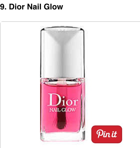 Apply over bare nails and the pinks become pinker and the white becomes whiter. - 24.00