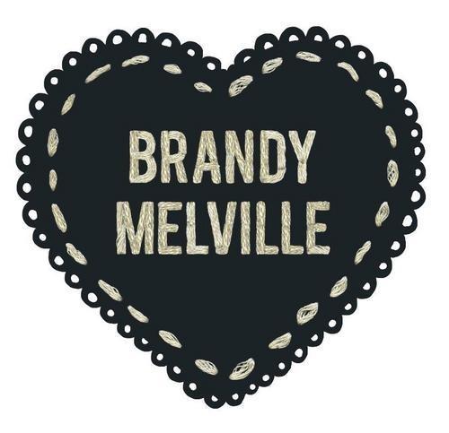 8. Brandy Melville