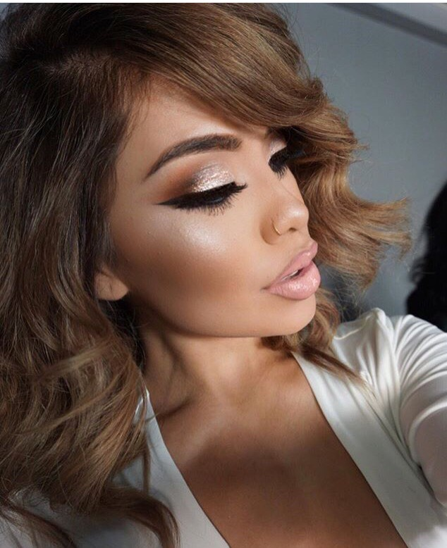 Makeup by @iluvsarahii