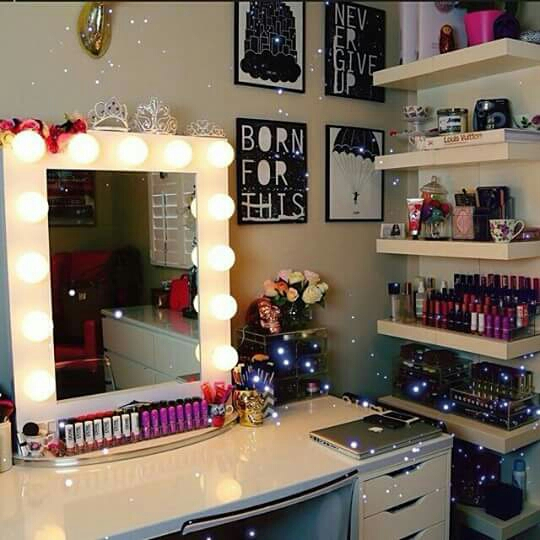 Need to add something to your place!?!?Ceck this out!!!Vanity Ideas!!!♡♡
