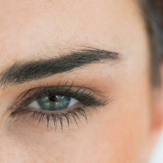FILL IN YOUR BROWS: Secret weapon: eye shadow. Use a shade slightly darker than your hair color and fill eyebrows in with shadow and a brow brush, rather than a pencil. This will give off a softer, more natural look.