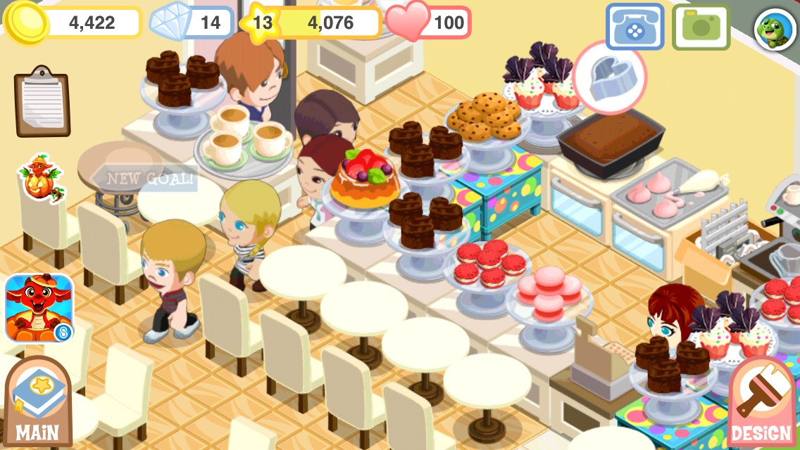 #4 Bakery Story