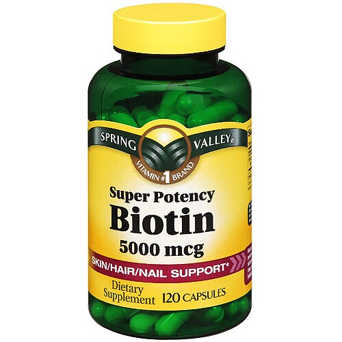 To supplement good hair, nails, and skin, buy some biotin vitamins. They work wonders at making hair grow faster, and they're pretty cheap. They cost about $4 for a bottle of 120.