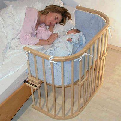 Baby Side Crib Makes It Safer For To Sleep Next You Can