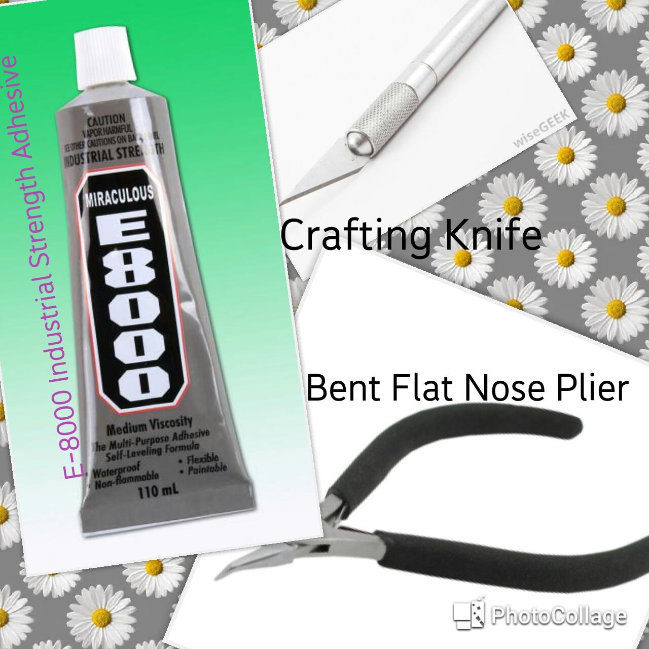 """Materials to make this DIY """"Lava Lamp"""" Pencil Sharpener ..."""