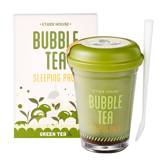 This bubble tea night mask is AHH-MAZING!! You should look into it