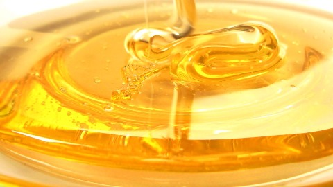 apply honey onto clean skin directly onto the spot using a cotton bud. The honey has to be runny.