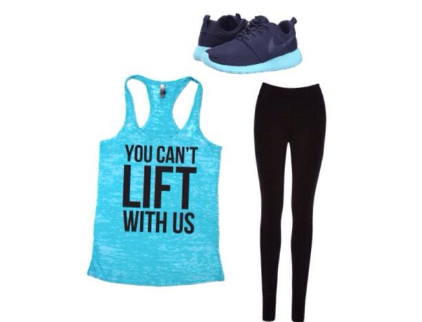 Number 9- workout kit