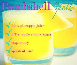 Boosts metabolism and gives you energy!