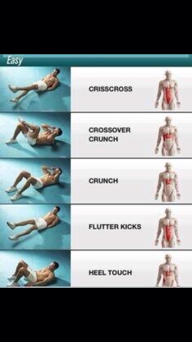 The cardio routine for the first phase of the abercrombie model workout is built around building a base cardio level