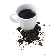 Coffee grounds are great. They work as an exfoliator and really liven up your skin! Your brain isn't the only things coffee wakes up; under-eyes, anybody? Plus, it smells great and is the perfect excuse to make a little coffee.