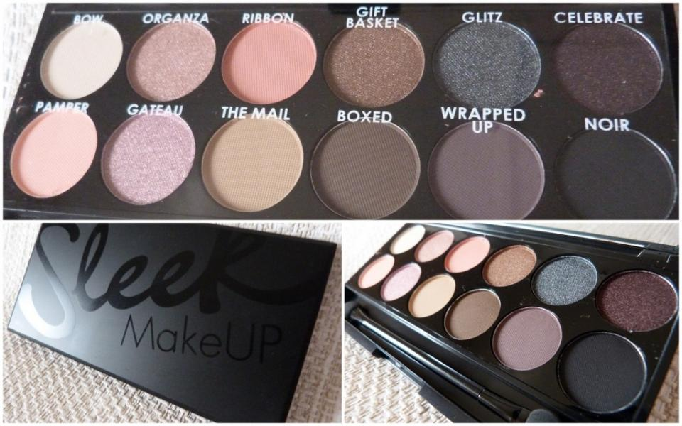 If you want a quite cheaper make up brand that is good and cheaper than the ones before than sleek is a really good make-up brand.