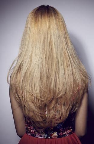 U Shape Haircut Holidayhair by Anam Farhan , Musely