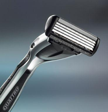 Soak Your Razor in vodka, The vodka cleans the razor, keeping it rust-free and therefore sharper for longer.