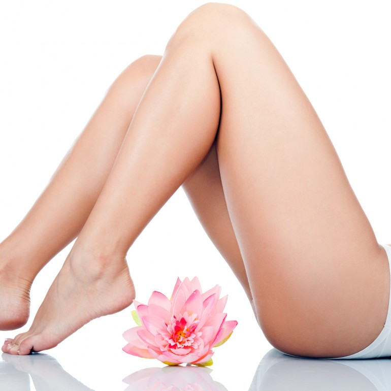 If you've run out of shaving cream use conditioner instead and it leaves your legs feeling silky smooth.