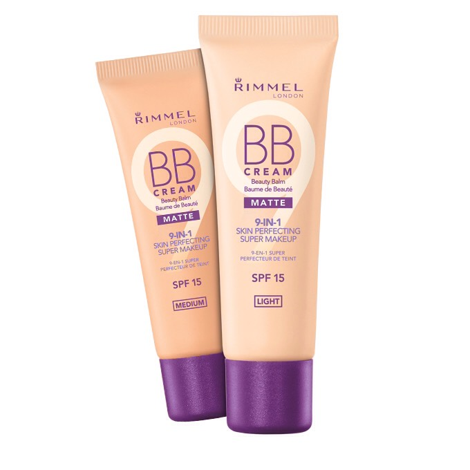 Make shift BB cream
