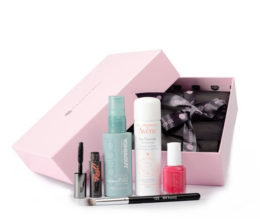 glossybox.com // $21 a month or $222 yearly