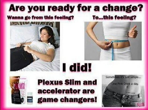Plexus WILL help you lose your fat, and gain energy naturally!!!