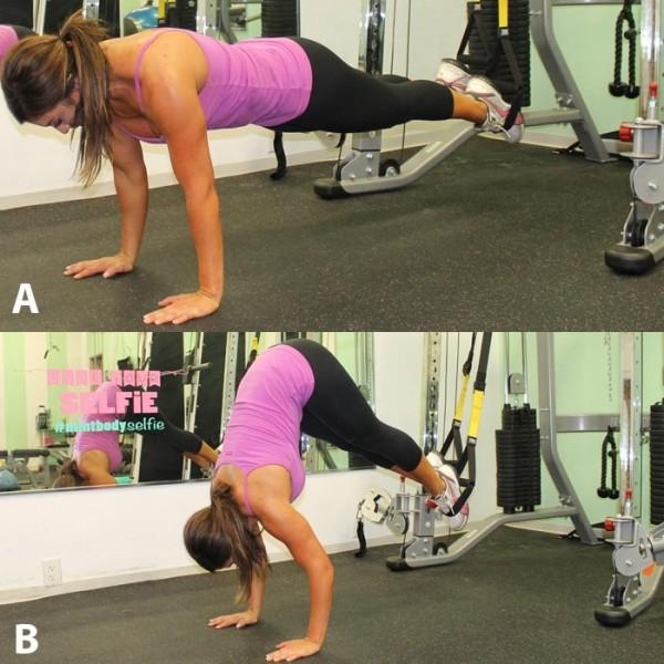 This awesome multi-faceted move offers much more than your typical abdominal exercise, as it targets balance, stability, and the core while also requiring some upper body strength Recommended: Sets: 3 Reps: 10 to 20