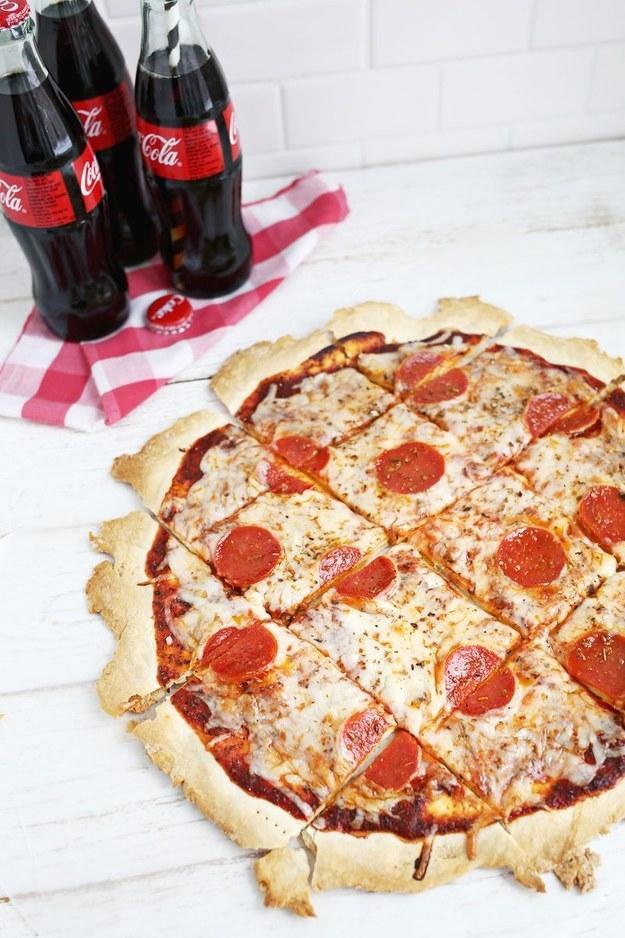 10. St. Louis-Style Pizza