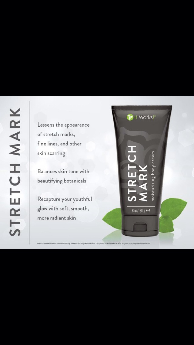 Apply stretch Mark cream in the morning and evening while massaging the area!  Order your monthly supply as a Loyal Customer and you get to save 40% on your orders!  www.Thecrazywrapworks.com/shop