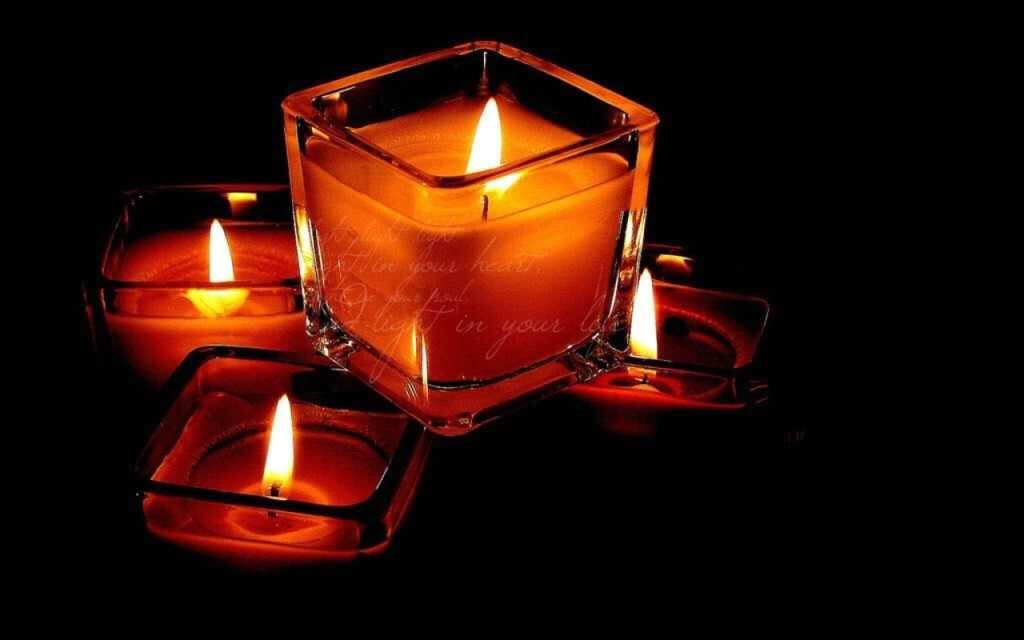 Turn off the lights and light some candles for an extra romantic love making session.