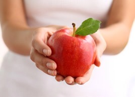 An apple a day keeps a doctor away.... Ever wanted to know why? Let's check that out ...
