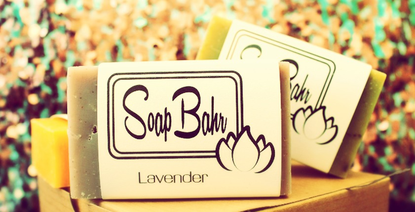 SoapBahr Our organic soap comes in two different gift sets. Au Naturale and Get Real. Each includes three luxury scents and comes in a gift box. Get yours today