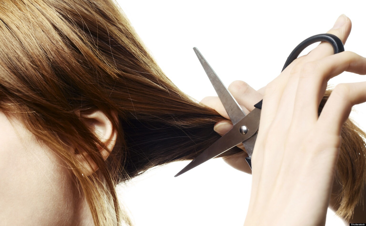 Get split ends removed once every 2 months and/or a small trim. Don't take any more than 1/2 an inch off.